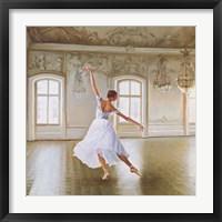 Framed Le Grand Salon I (Detail)