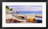 Framed Pomeriggio Mediterraneo I