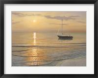 Framed Mattino sul Mare