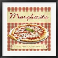 Framed Margherita