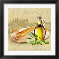 Framed Cucina Italiana II