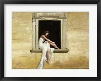 Framed Italian Afternoon
