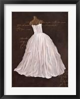 Framed Dressed in White I