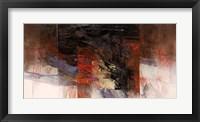 Framed Le nebbie dense