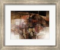 Framed Di sera in Valdichiana