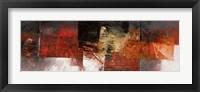 Framed Equilibri in Rosso