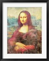 Framed Mona Lisa 2.0