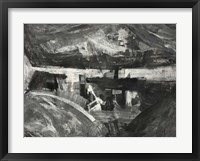 Framed Sfumature di Grigio