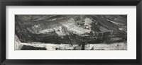 Framed Sfumature di Grigio I