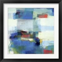 Framed Aqua