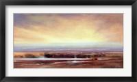 Framed Dawn Light