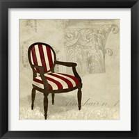 Framed Armchair 1