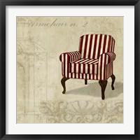 Framed Armchair 2