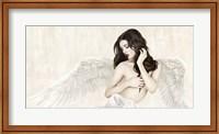 Framed Inspiring Angel (Detail)