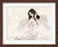 Framed Inspiring Angel