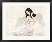 Framed Inspiring Angel