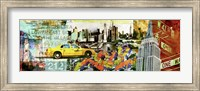 Framed 212 NYC