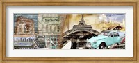 Framed Parisienne