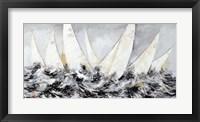Framed In alto Mare