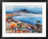 Framed Dolce Napoli