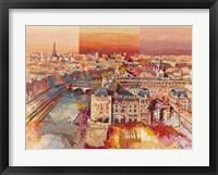Framed Sognando Parigi