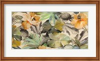 Framed Wild Ibiscus