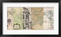 Framed Cahiers de Voyage II