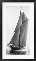 Framed Cleopatra's Barge, 1922 (Detail)