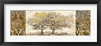 Framed Golden Trees