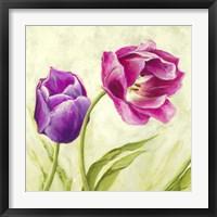 Framed Tulipani Danzanti (Detail)