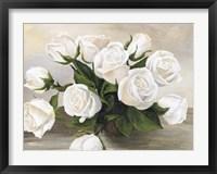 Framed Vaso di Rose