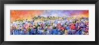 Framed Jodhpur, la Citt & Agrave; Blu