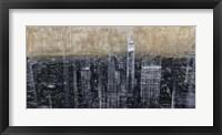 Framed NYC Aerial 3