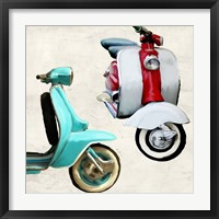 Framed Superscooters I