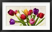 Framed Bouquet d'Ete