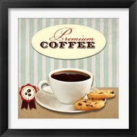 Framed Premium Coffee