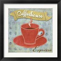 Framed Espresso II