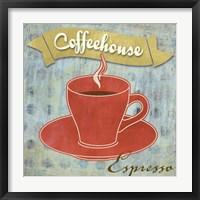 Espresso II Framed Print