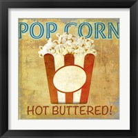 Framed Pop Corn