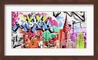 Framed Pop Manhattan