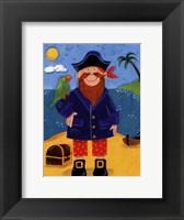 Framed Treasure Island III