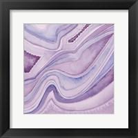 Framed Pastel Agate II