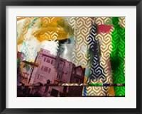 Framed San Francisco Buildings IV