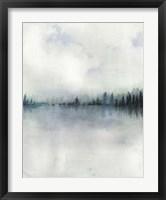 Horizon Whisper I Framed Print