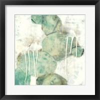 Riverbed I Framed Print