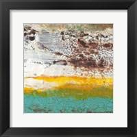 Arid I Framed Print