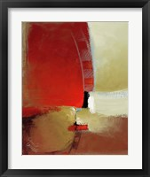 Canyon Light I Framed Print