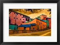 Framed Toledo, Spain II