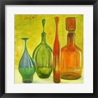 Framed Murano Glass III