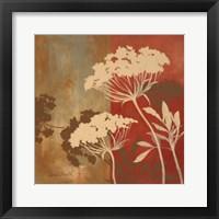 Framed Among the Flowers II